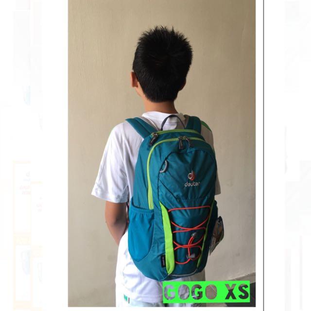 Super Specials San Francisco mehr Fotos 👱KIDS!👱 Deuter GOGO XS Backpack Daypack Bag Age 5 - 12 ...