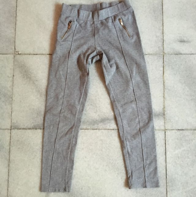 (KIDS) Gray Leggings