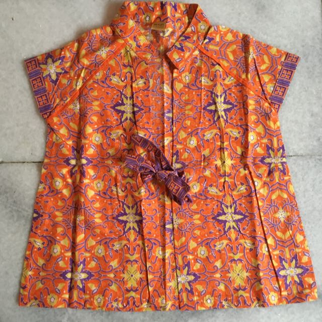 (KIDS) Orange DanarHadi Outer