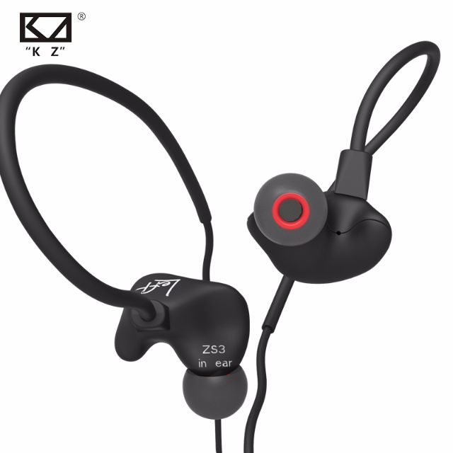 a1f21018016 Knowledge Zenith ZS3 KZ ZS3 Earphones Earbuds, Electronics, Audio on ...