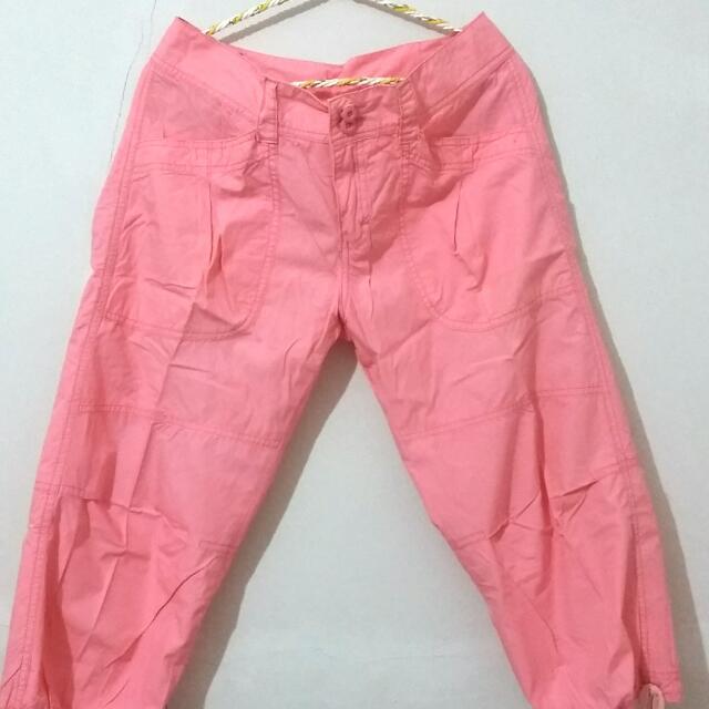 Lea Pants Peach
