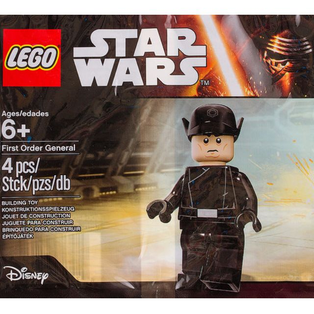 Star 5004406 General Wars Order Polybag Lego First klOwPuXZiT