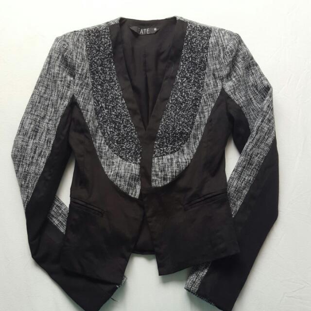 LIKE NEW! Work Wear Jacket Size 6
