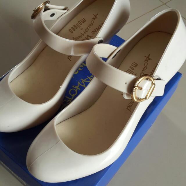Melissa Jelly Shoes (Not Ori)