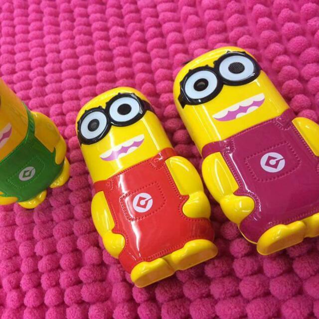 Minion Phones