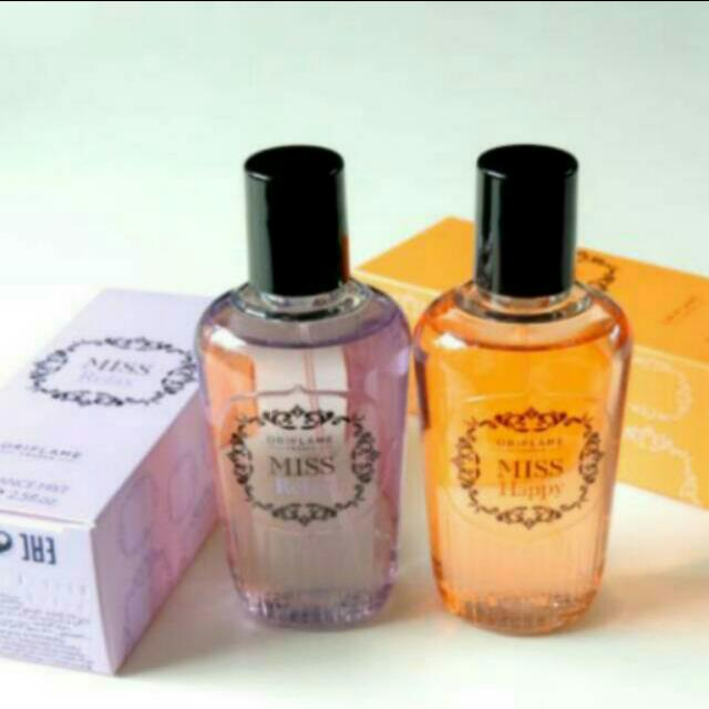Miss Relax Dan Happy By Oriflame