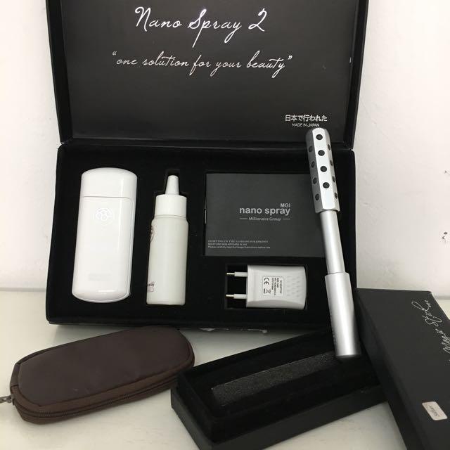 Nano Spray 2 & Magic Stick