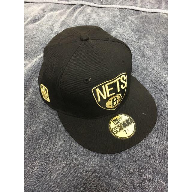 New Era 全封帽 Nets