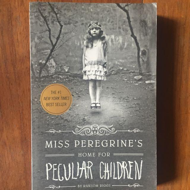 Novel Miss Pregerine's House For Peculiar Children