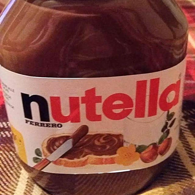 Nutella 1kg from Italy