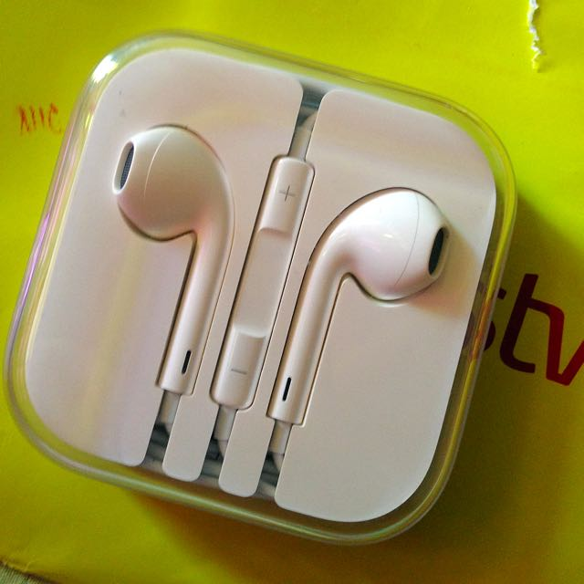 Original iPhone iPad iPod headset