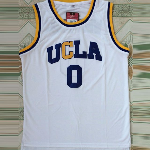 save off 2ddc0 fc7d0 [PO] NCAA UCLA Russell Westbrook Swingman Jersey