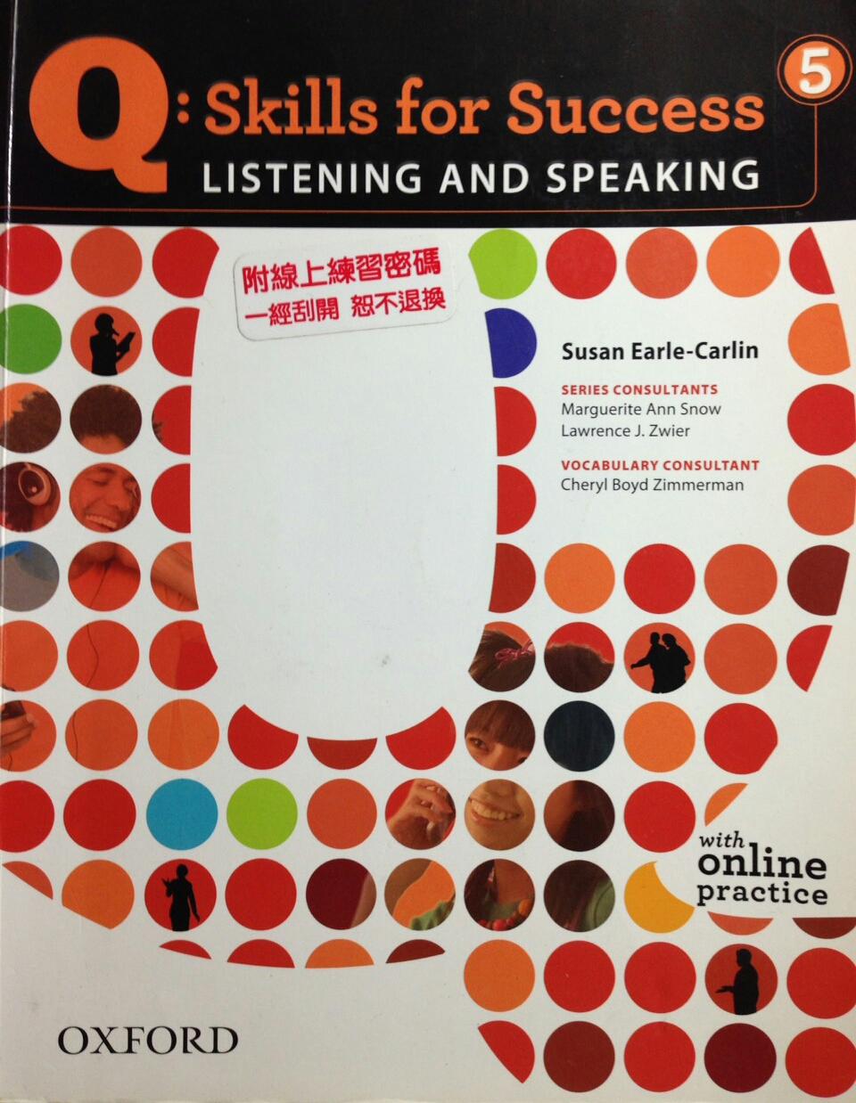 Q: Skills for Success 5 Listening & Speaking
