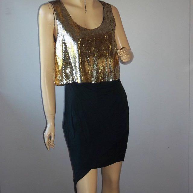 Sass & Bide Sequin Dress