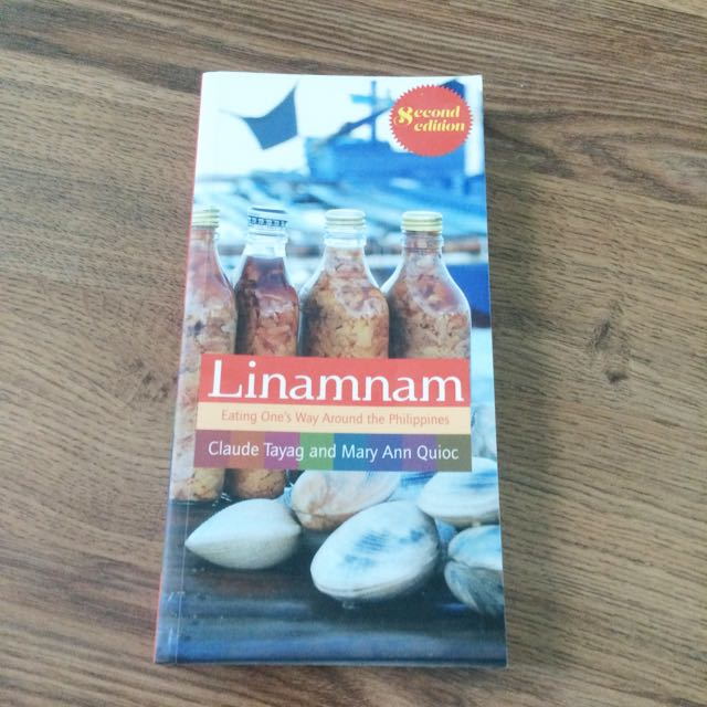 "Second Edition ""Linamnam"""