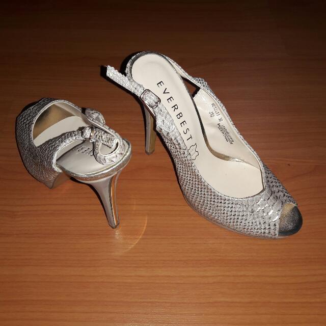 Sepatu Everbest Snake Leather