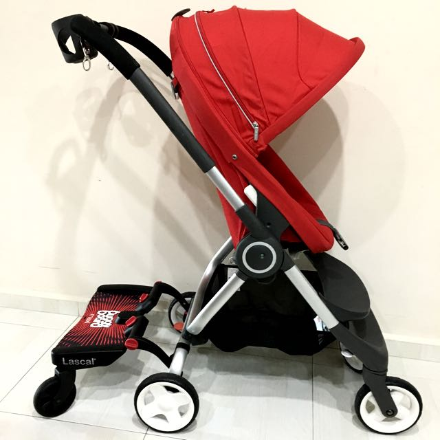 Hyggelig Black Friday Sale - Stokke Scoot Stroller With Buggy Board For BN-09
