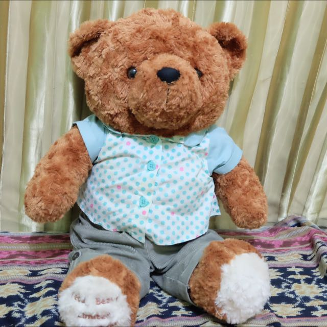 Teddy Bear Medium (Teddy Bear House Original)