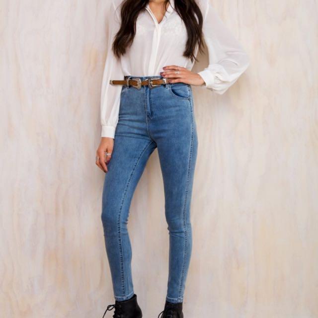 The Johanna jeans Princess Polly