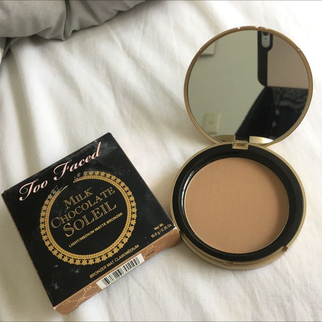 Two Faced Milk Chocolate Bronzer