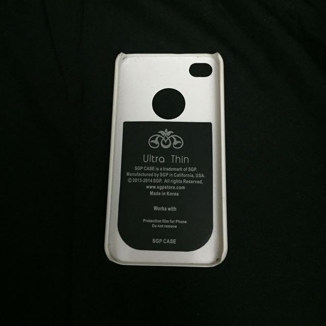 Versace iphone 4 case