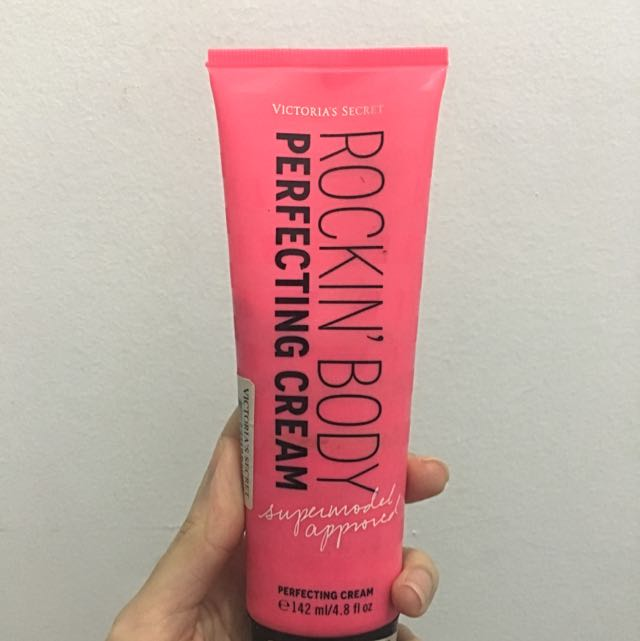 Victoria Secret Rockin' Body Perfecting Cream