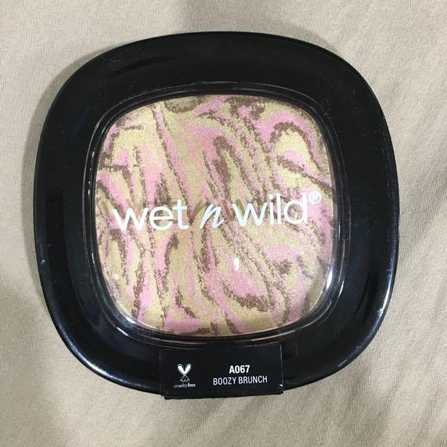 WNW打亮餅