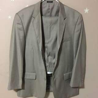 Khaki Suit For Men