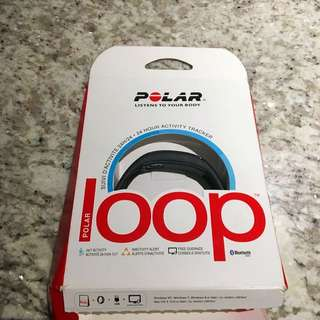 Loop Fitness Tracking Bracelet