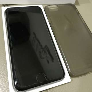 Apple iPhone 6 16G 鐵灰