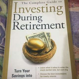 investing during retirement