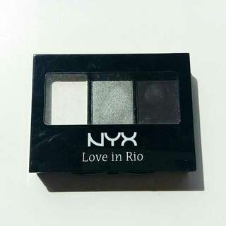 NYX Love In Rio Eyeshadow Palette