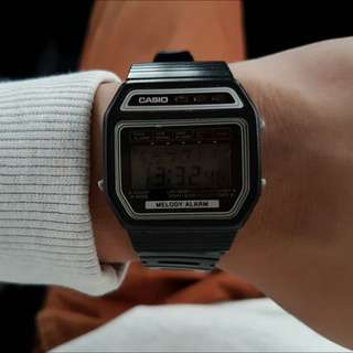 Casio Melody 1987