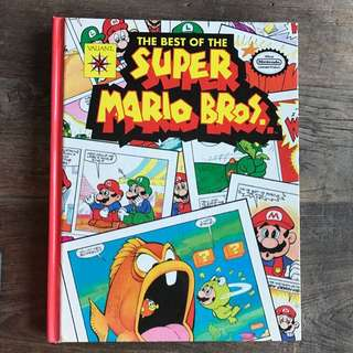 Valiant Super Mario Broa