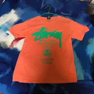 Stussy T-shirt(可議價)