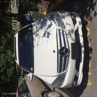 Mercedes C230 4matic 09 173K