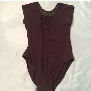 Body Suit Size Small
