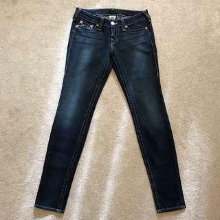 True Religion Rockstar Stella Denim Jeans