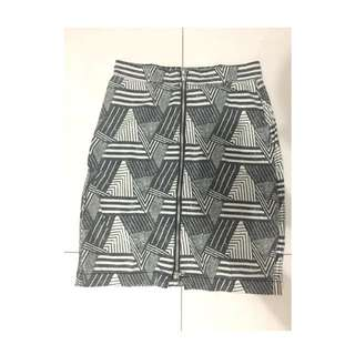 H&M : Grey Skirt