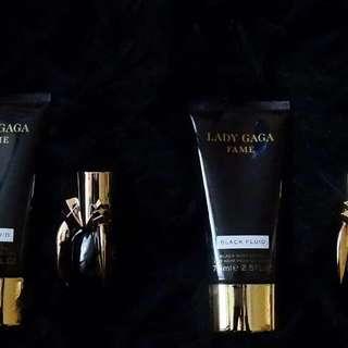 Lady Gaga Fame Parfume And Lotion