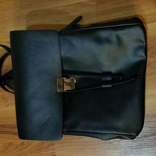 Zara Black Backpack (Formal)