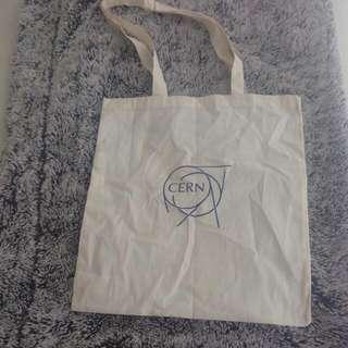 CERN Tote Bag