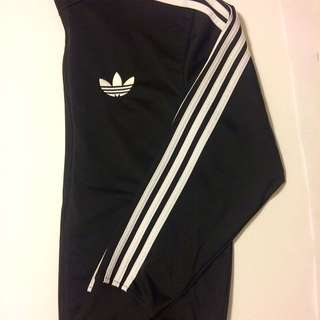 Classic Adidas Zip Up Sweater