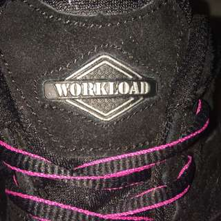 Workload Steel-Toed Shoes