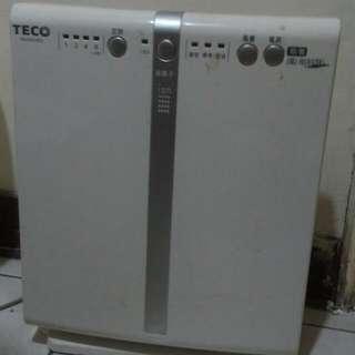 TECO-東元負離子 空氣清淨機