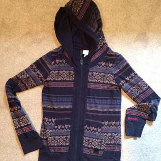 Bench Patterned Sweater
