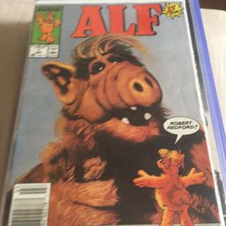 ALF #1 VF Condition