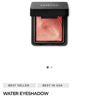 KIKO 水波紋眼影 Water Eyeshadow