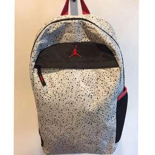 NIKE Air Jordan Jumpman Daybreaker Bag 男女生 復古 時尚 大理石 AJ 4造型 運動 後背包 肩背包 電腦包 筆電包 書包 美式 登山 健身房 訓練包 旅遊包 行李包 NBA
