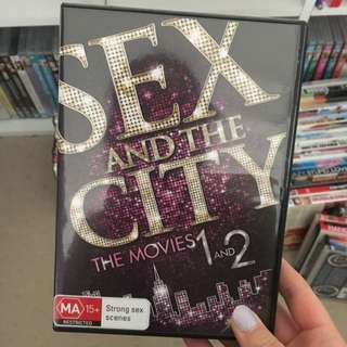 Sex And The City Movie Set